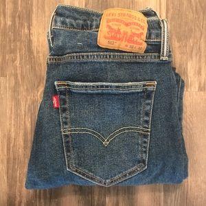 Levi's Jeans - Men's Levi's 512 Slim Taper Fit Stretch Jeans
